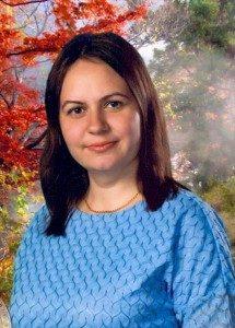 Воронова Елена Владимировна